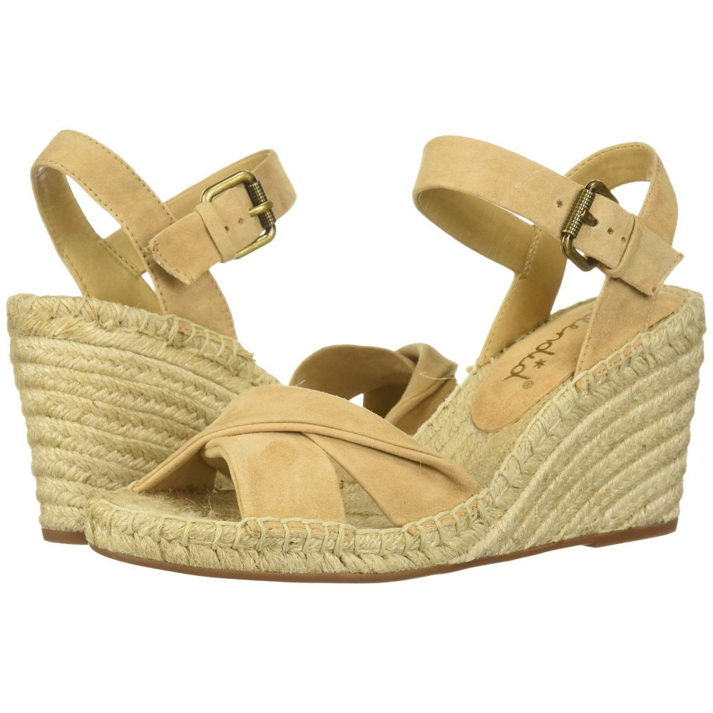 スプレンディッド Splendid レディース サンダル・ミュール シューズ・靴【Fairfax】Nude Suede