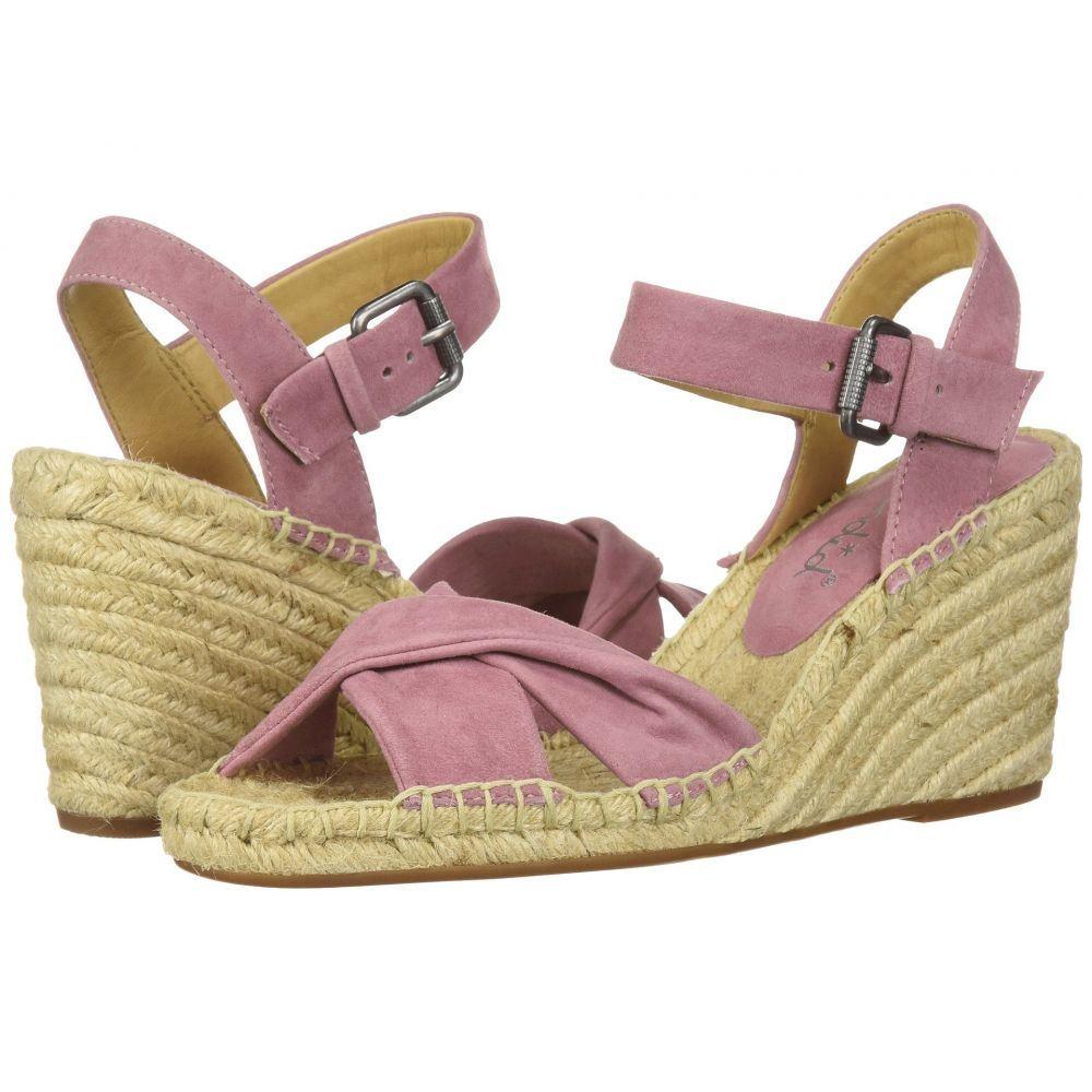 スプレンディッド Splendid レディース サンダル・ミュール シューズ・靴【Fairfax】Mesa Rose Suede