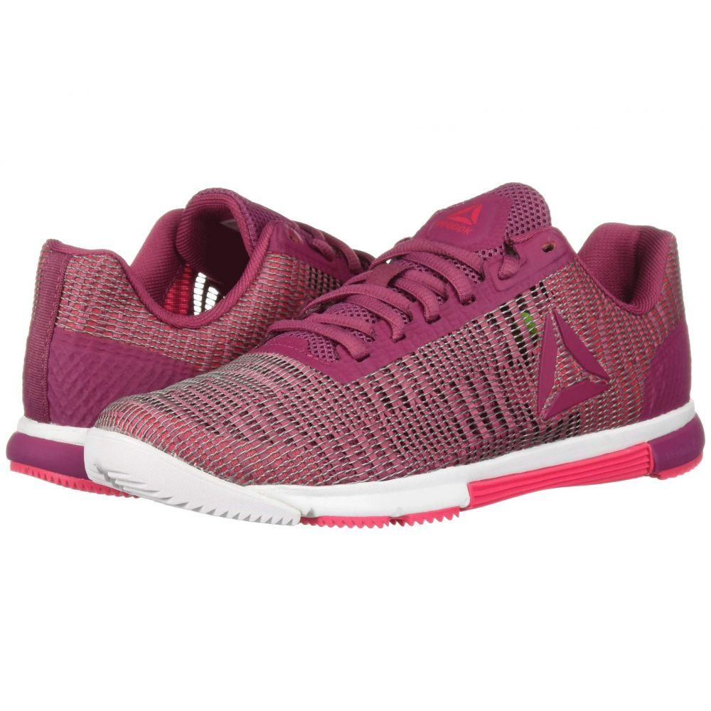 リーボック Reebok レディース シューズ・靴 【Speed TR Flexweave】Twisted Berry/Twisted Pink/White