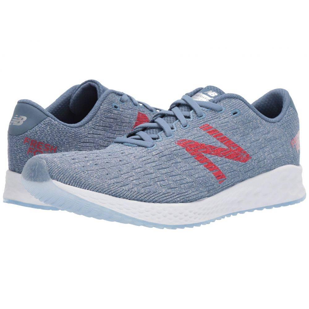 ニューバランス New Balance メンズ ランニング・ウォーキング シューズ・靴【Fresh Foam Zante Pursuit v1】Chambray/Lynx Blue