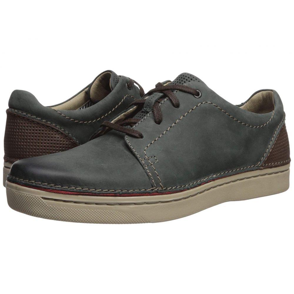 クラークス Clarks メンズ スニーカー シューズ・靴【Kitna Stride】Slate Leather