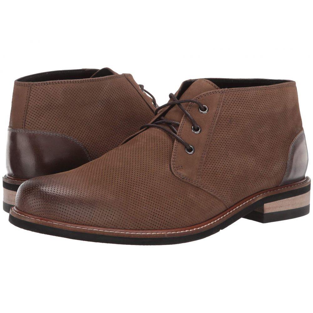ドクター ショール Dr. Scholl's メンズ ブーツ シューズ・靴【Willing - Original Collection】Taupe Leather Perf