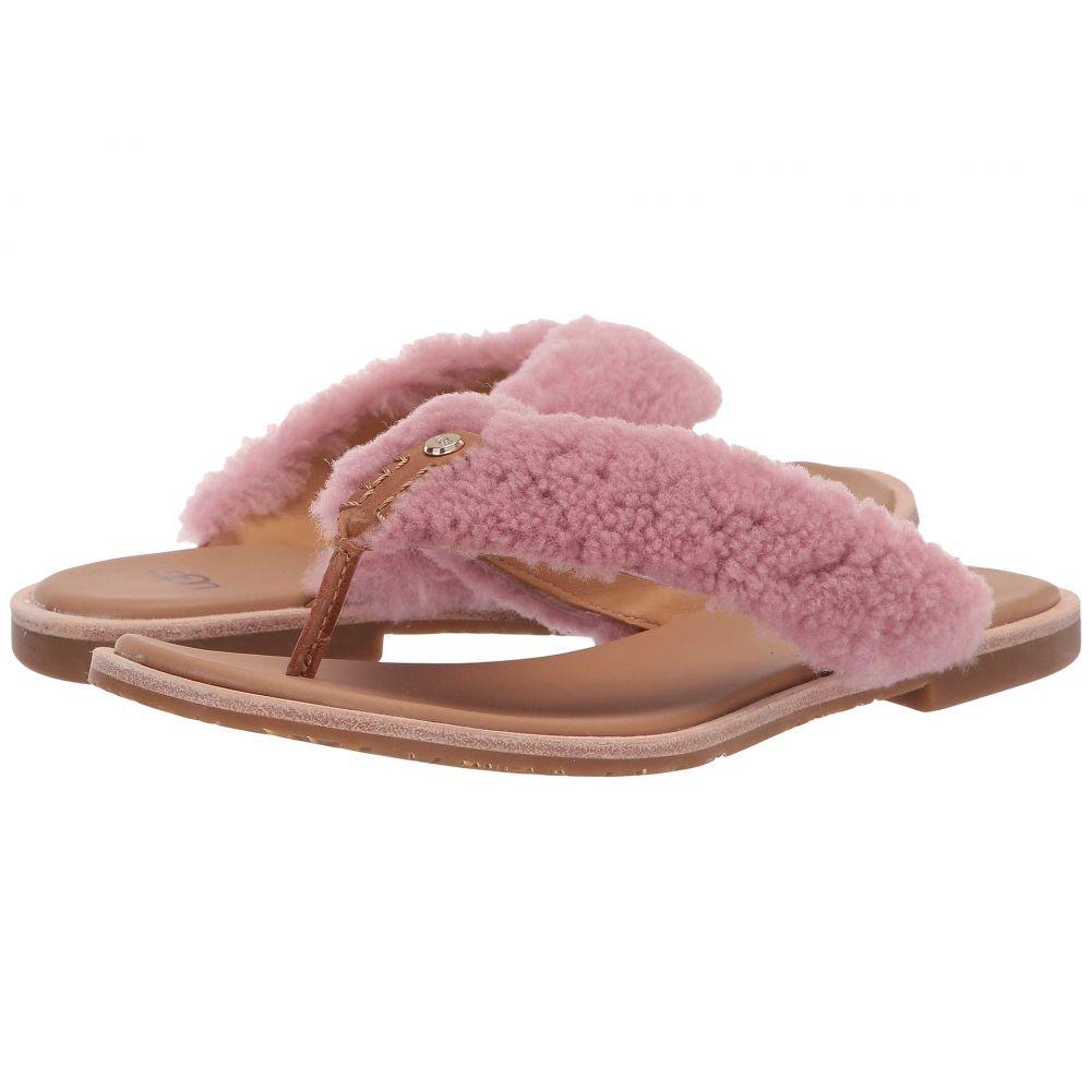 アグ UGG レディース ビーチサンダル シューズ・靴【Alicia】Pink Dawn
