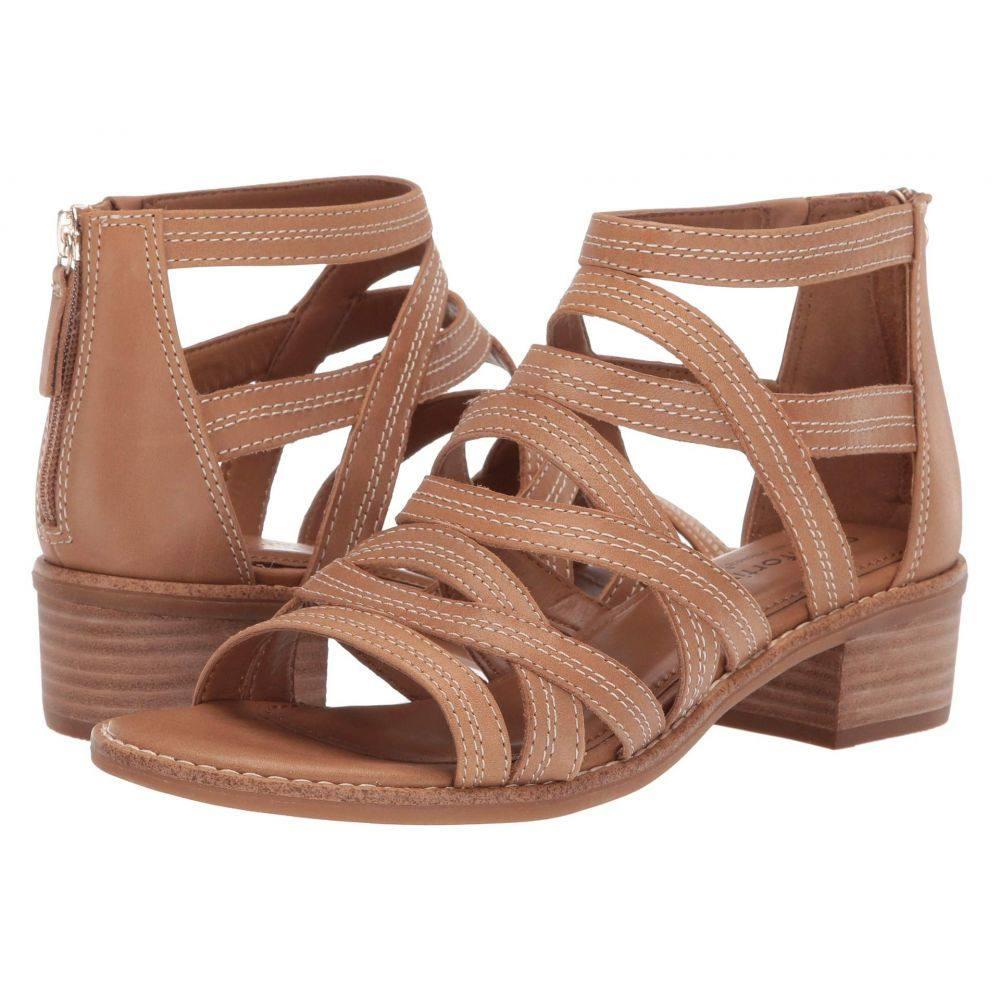 コンフォーティヴァ Comfortiva レディース サンダル・ミュール シューズ・靴【Betha】New Caramel La Mesa