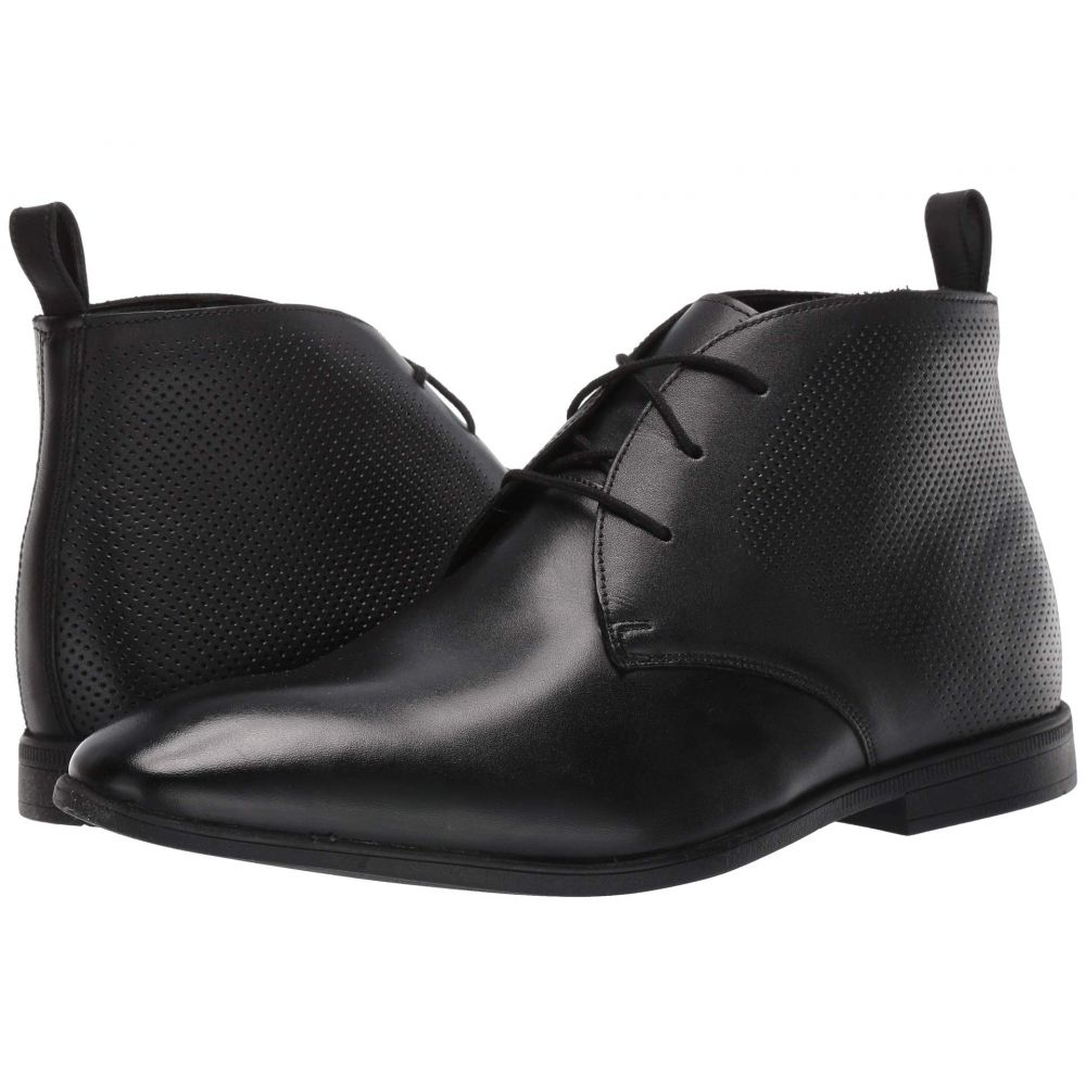 クラークス Clarks メンズ ブーツ シューズ・靴【Bampton Up】Black Leather