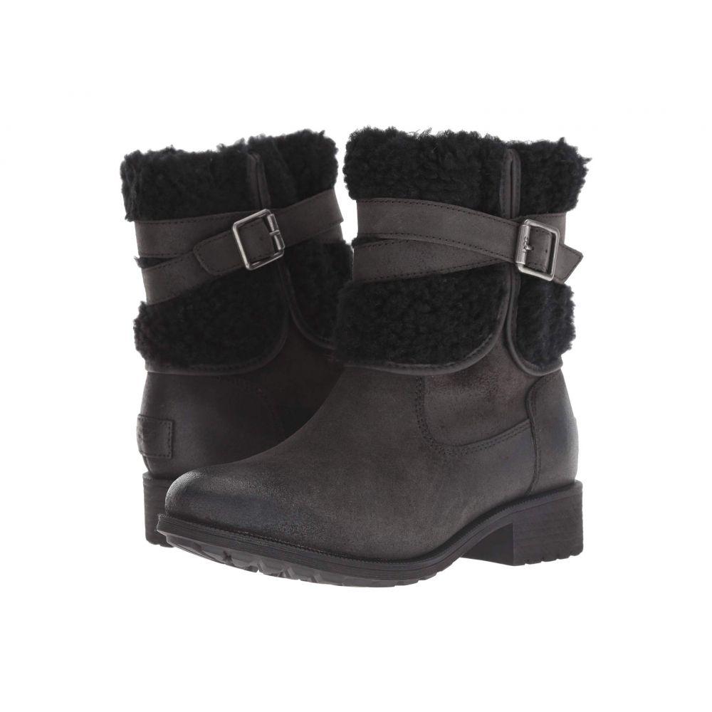 アグ UGG レディース ブーツ シューズ・靴【Blayre Boot III】Black