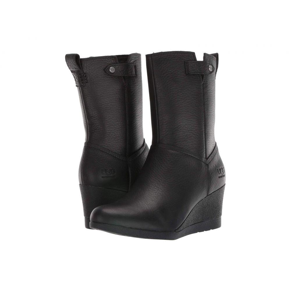 アグ UGG レディース ブーツ シューズ・靴【Potrero】Black