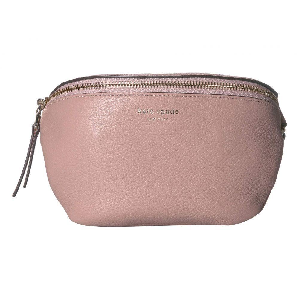 ケイト スペード Kate Spade New York レディース ボディバッグ・ウエストポーチ バッグ【Polly Medium Belt Bag】Flapper Pink
