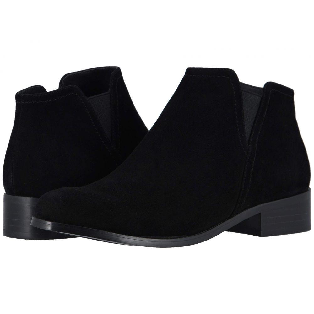 ヴァネリ Vaneli レディース ブーツ シューズ・靴【Ravit】Black Suede