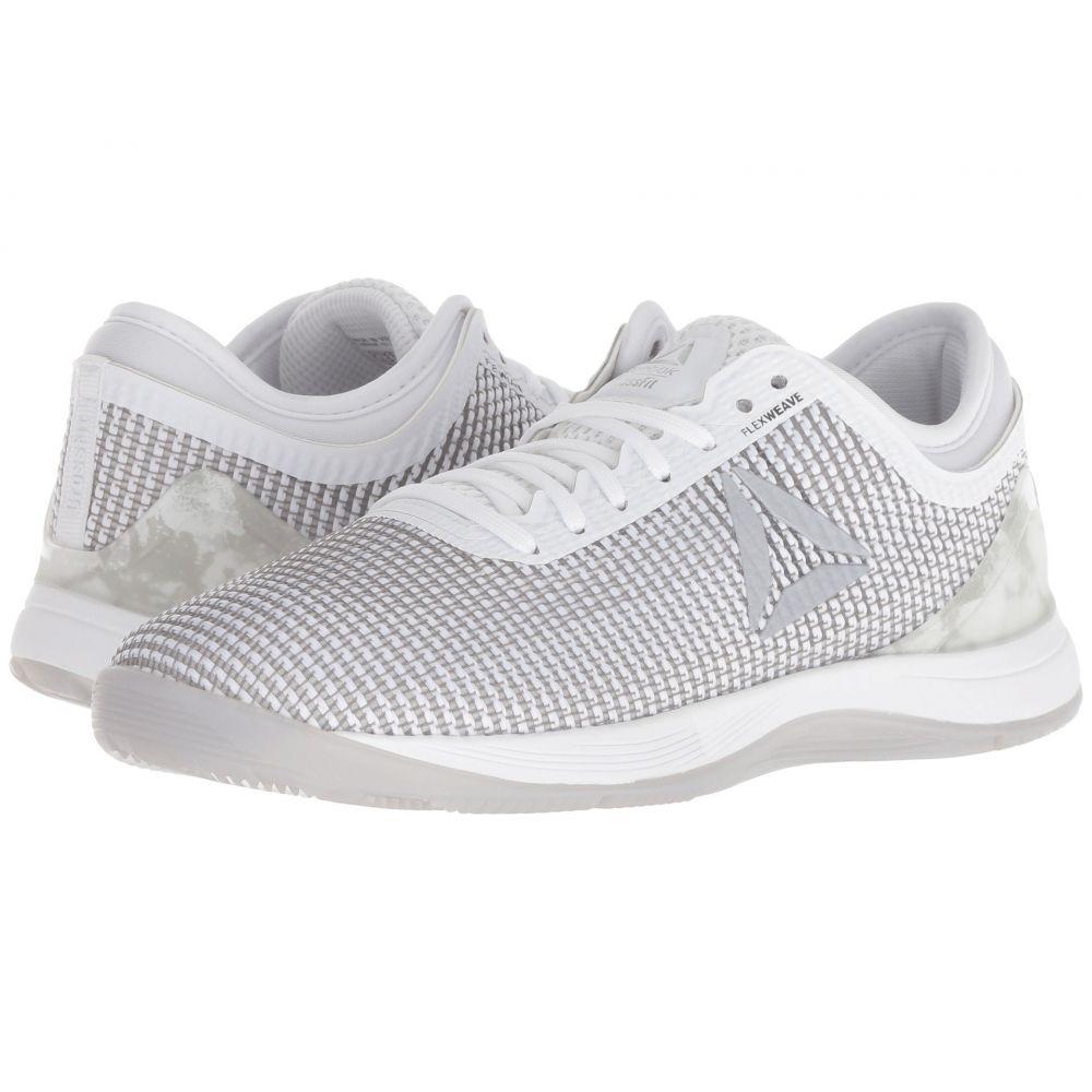 リーボック Reebok レディース シューズ・靴 【CrossFit Nano 8.0】White/Skull Grey/Pure Silver