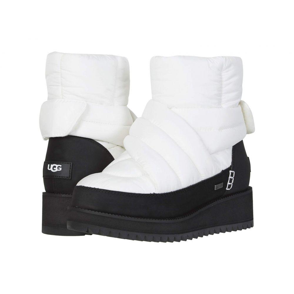 アグ UGG レディース ブーツ シューズ・靴【Montara】White