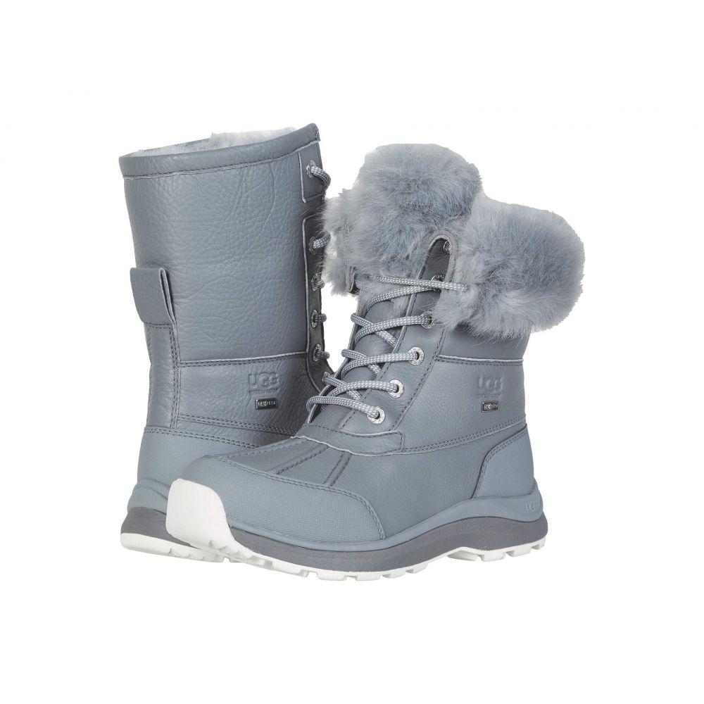 アグ UGG レディース ブーツ シューズ・靴【Adirondack Boot III Fluff】Geyser