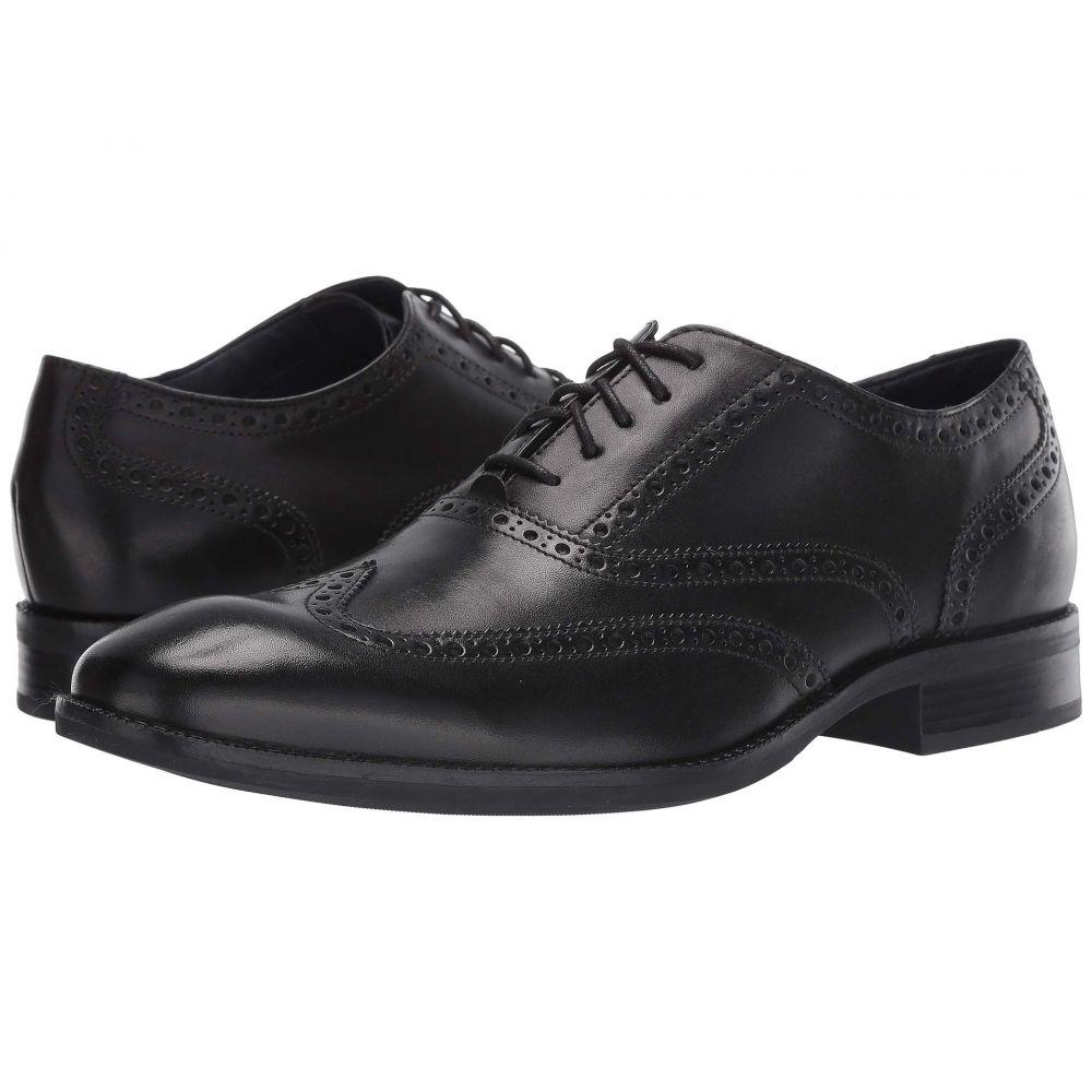コールハーン Cole Haan メンズ 革靴・ビジネスシューズ ウイングチップ シューズ・靴【Wayne Wing Tip】Black