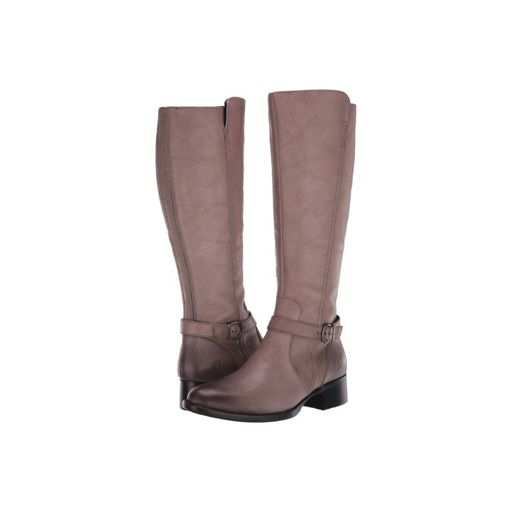 ボーン Born レディース ブーツ シューズ・靴【Cosna】Grey Full Grain Leather