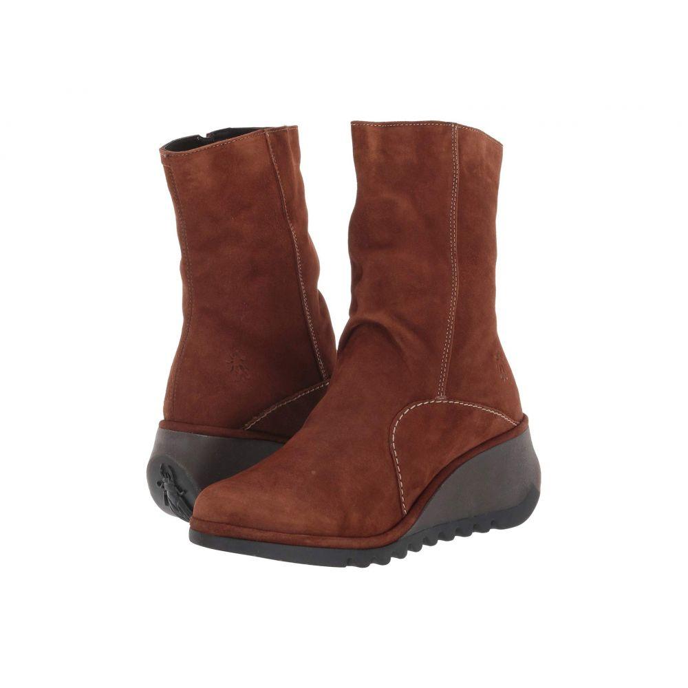 フライロンドン FLY LONDON レディース ブーツ シューズ・靴【NORT088FLY】Cognac Ranch
