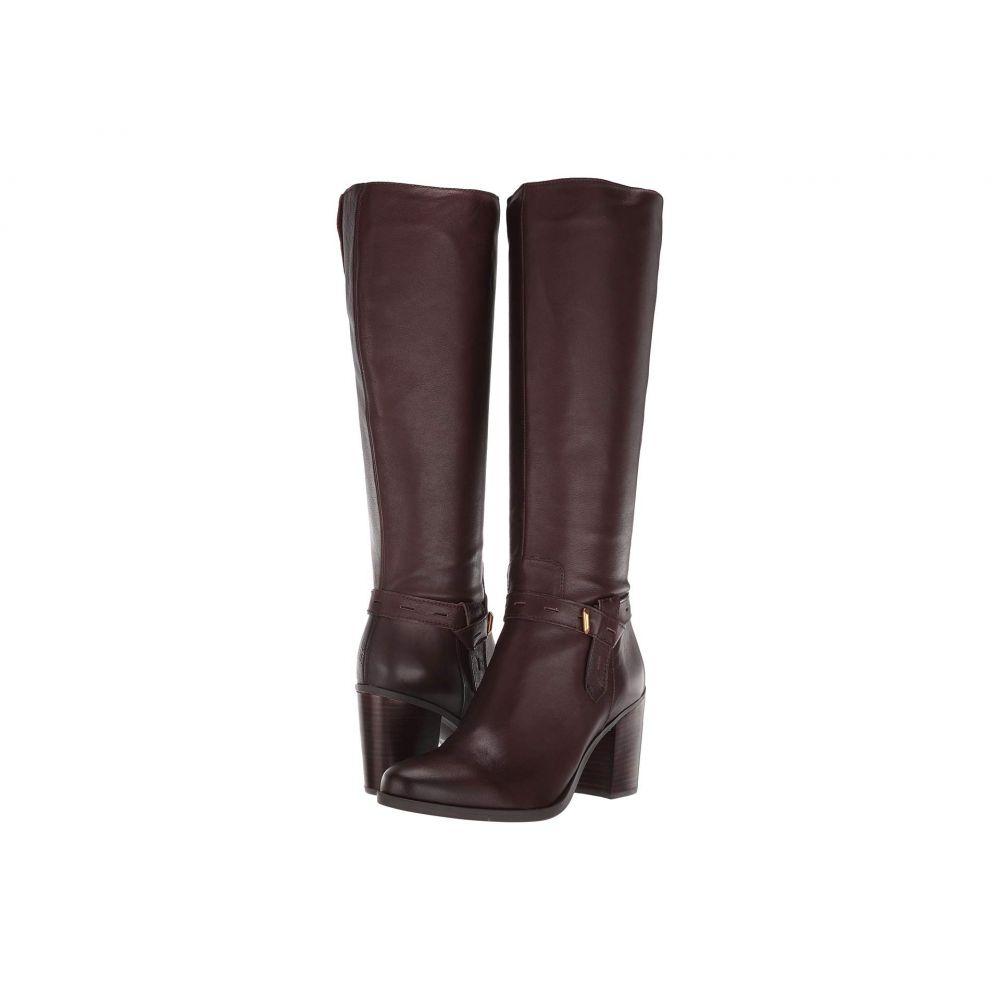ナチュラライザー Naturalizer レディース ブーツ シューズ・靴【Kamora】Chocolate Leather