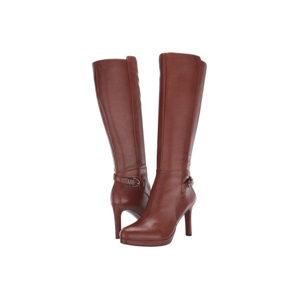 ナチュラライザー Naturalizer レディース ブーツ シューズ・靴【Tai】Cinnamon Leather