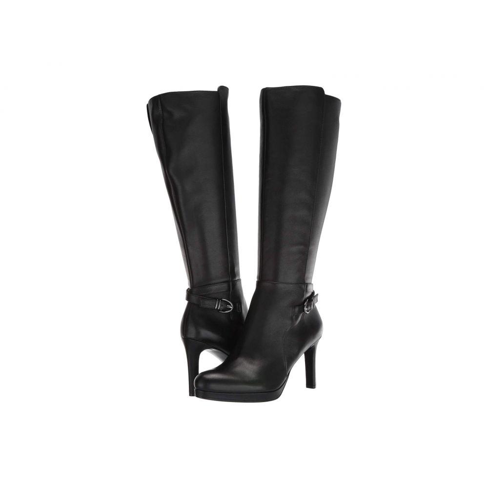 ナチュラライザー Naturalizer レディース ブーツ シューズ・靴【Tai】Black Leather