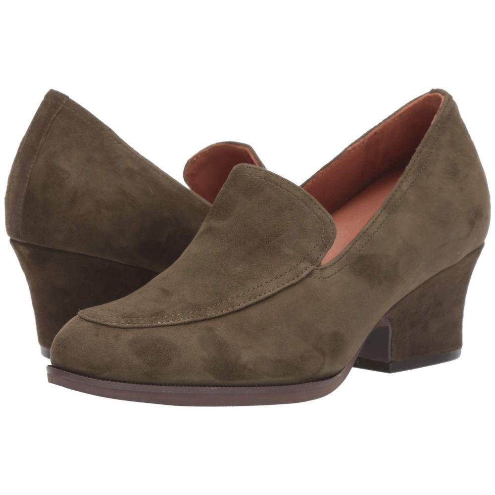 ラモールドピード L'Amour Des Pieds レディース パンプス シューズ・靴【Jokul】Olive Suede