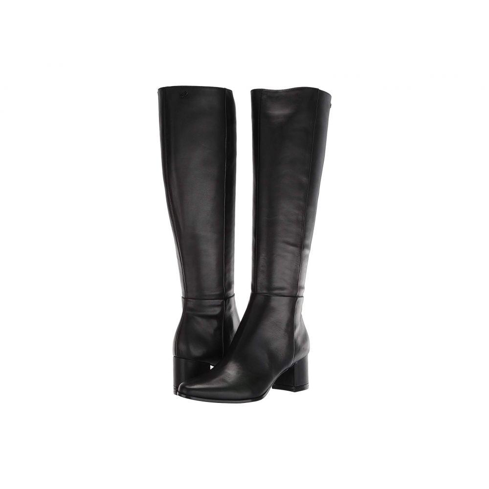 カルバンクライン Calvin Klein レディース ブーツ シューズ・靴【Freeda】Black Cow Silk