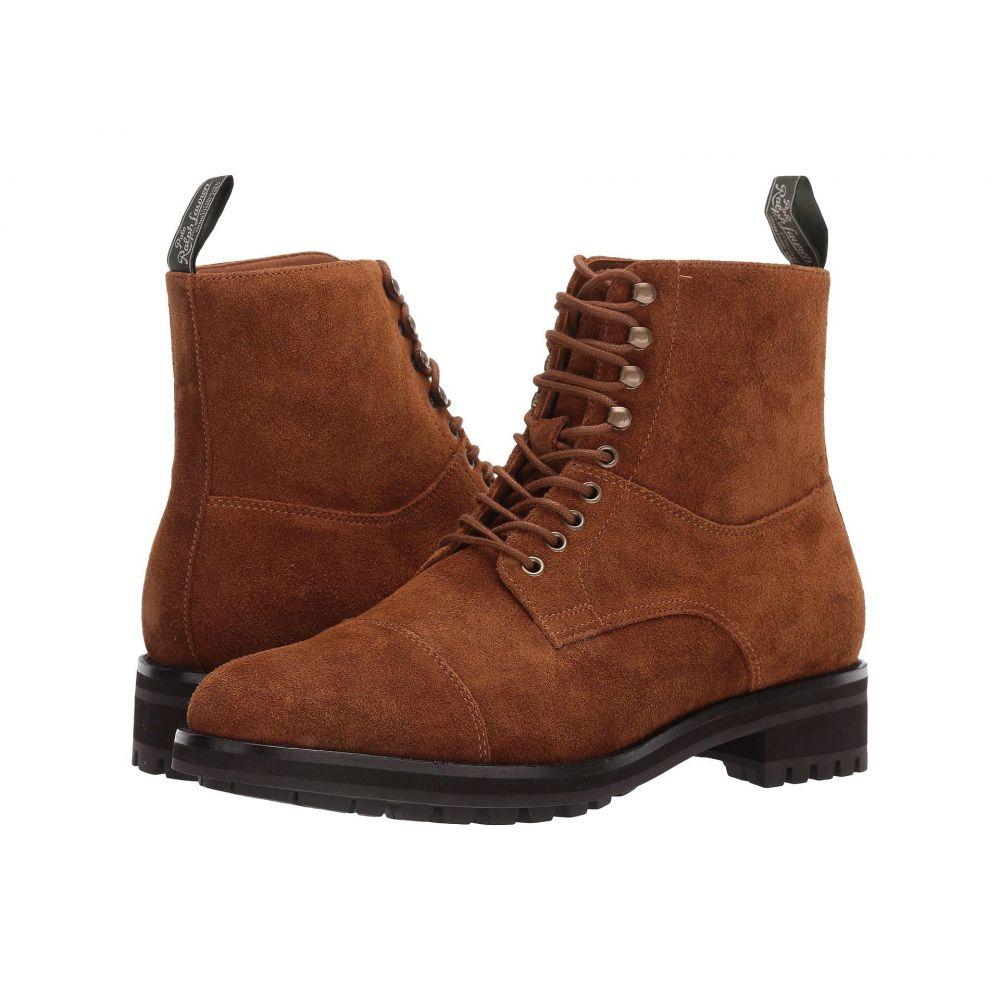 ラルフ ローレン Polo Ralph Lauren メンズ ブーツ シューズ・靴【Bryson Boot】Snuff Suede