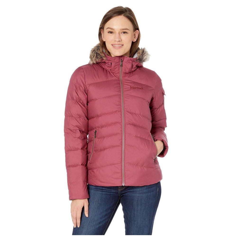 マーモット Marmot レディース ダウン・中綿ジャケット アウター【Ithaca Jacket】Dry Rose