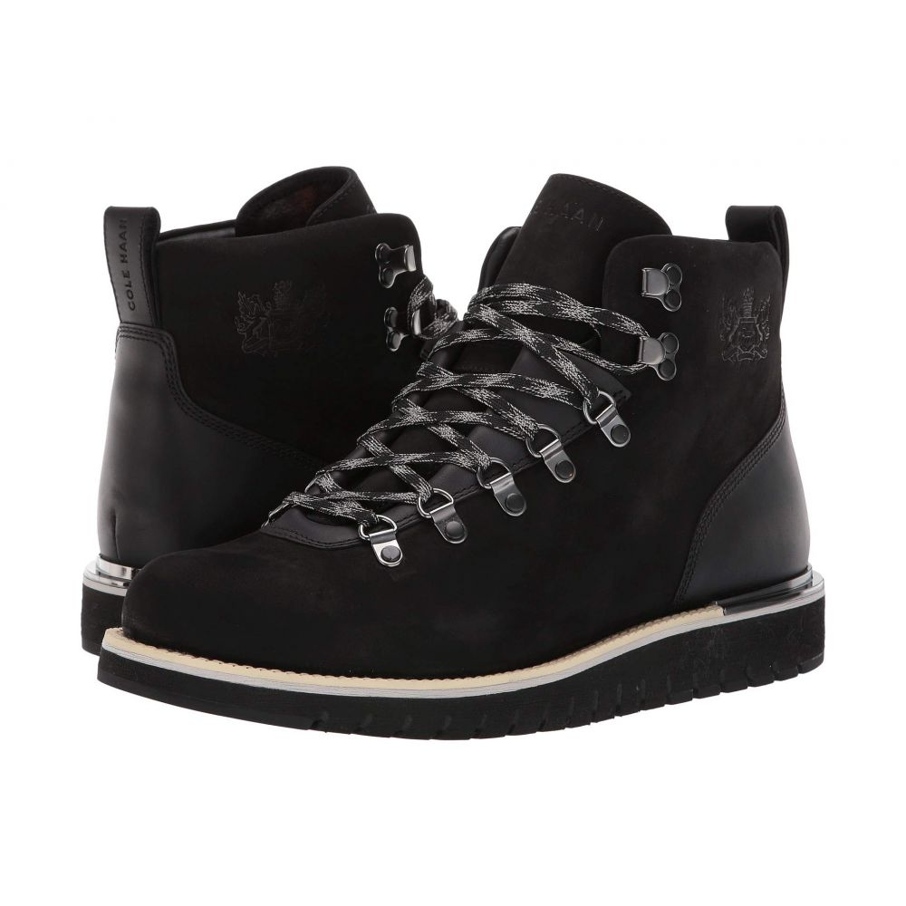 コールハーン Cole Haan メンズ スニーカー シューズ・靴【Grandexplore Alpine Hiker Waterproof】Black
