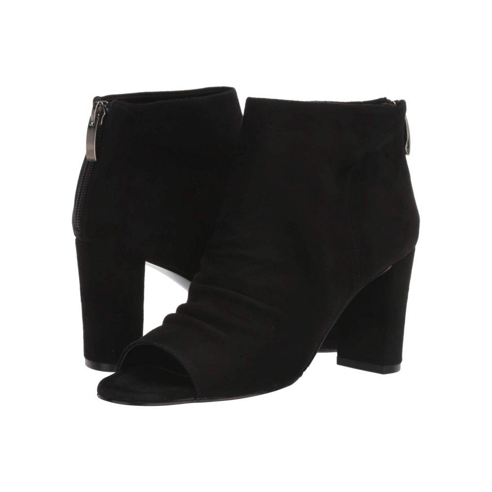 ヴァネリ Vaneli レディース ブーツ シューズ・靴【Barney】Black Suede
