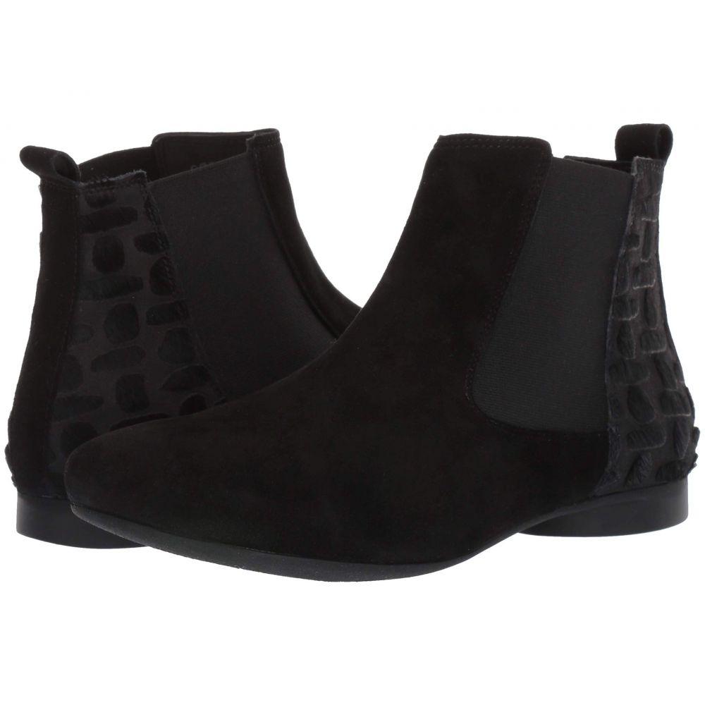 シンク Think! レディース ブーツ ショートブーツ シューズ・靴【Guad Ankle Boot - 85287】Black/Kombi
