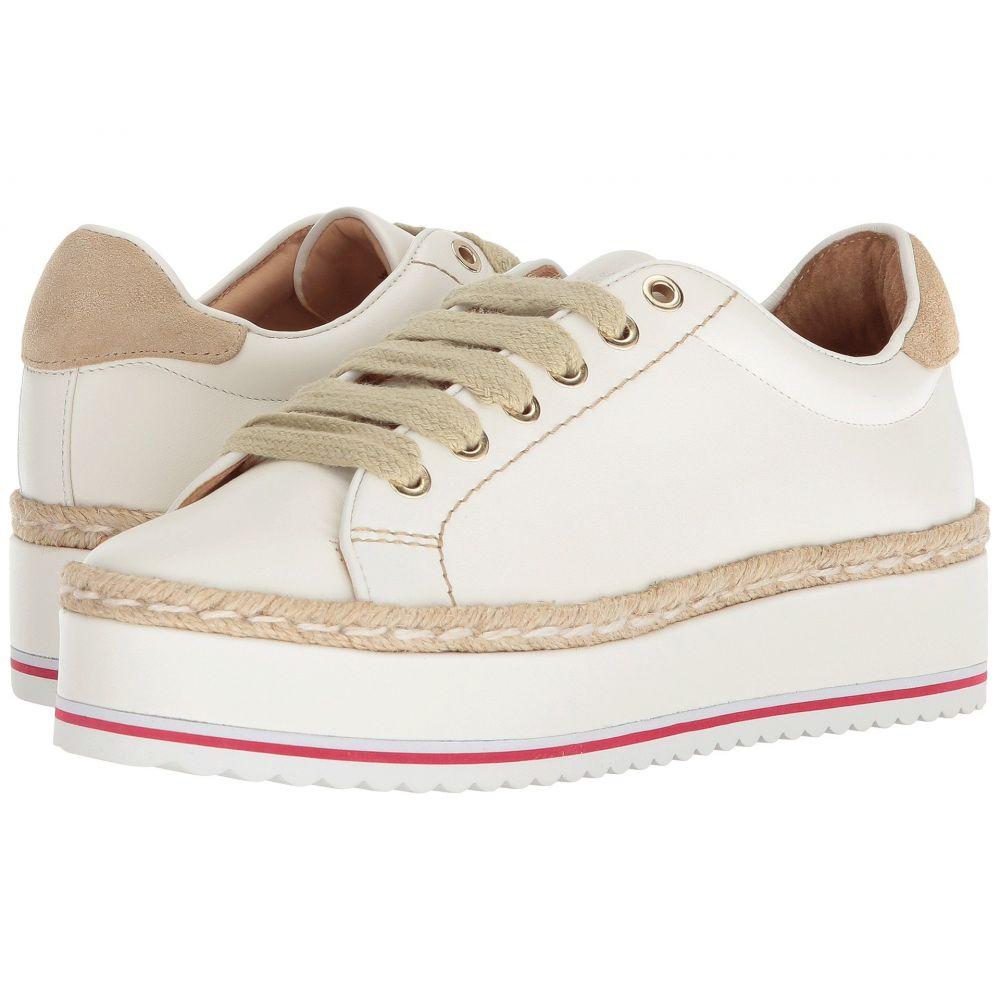 ジョア Joie レディース スニーカー シューズ・靴【Dabnis】White Calf Leather