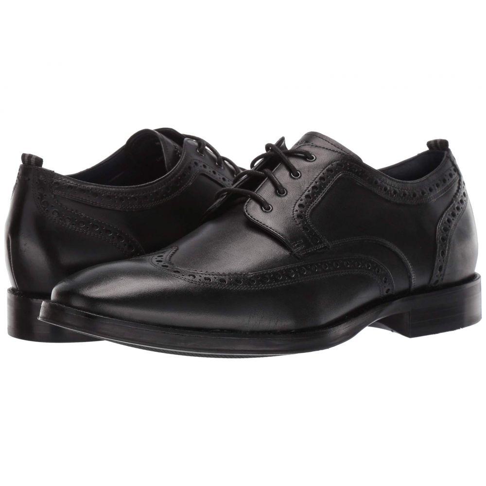 コールハーン Cole Haan メンズ 革靴・ビジネスシューズ シューズ・靴【Jefferson Grand 2.0 Wing Oxford】Black Waterproof