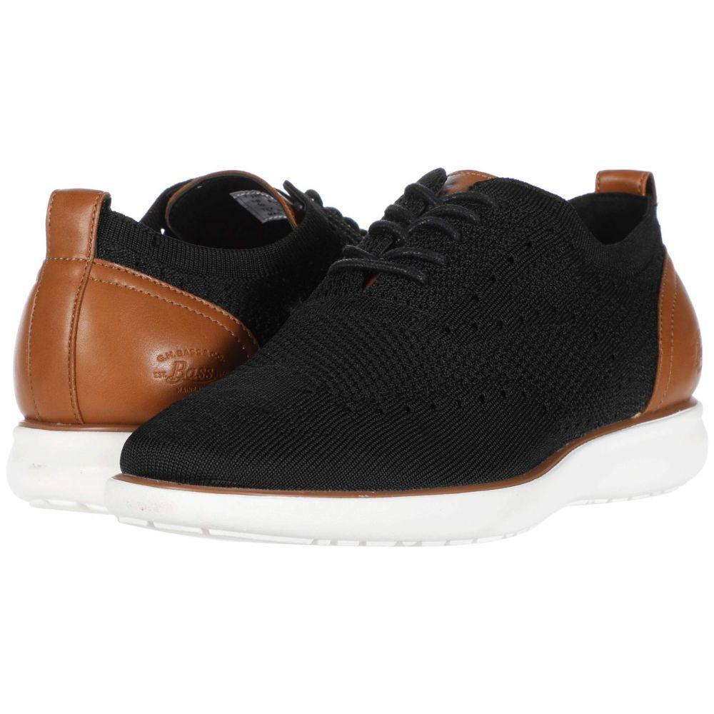 ジーエイチ バス G.H. Bass & Co. メンズ 革靴・ビジネスシューズ シューズ・靴【Kole Knit UL X】Black/Tan