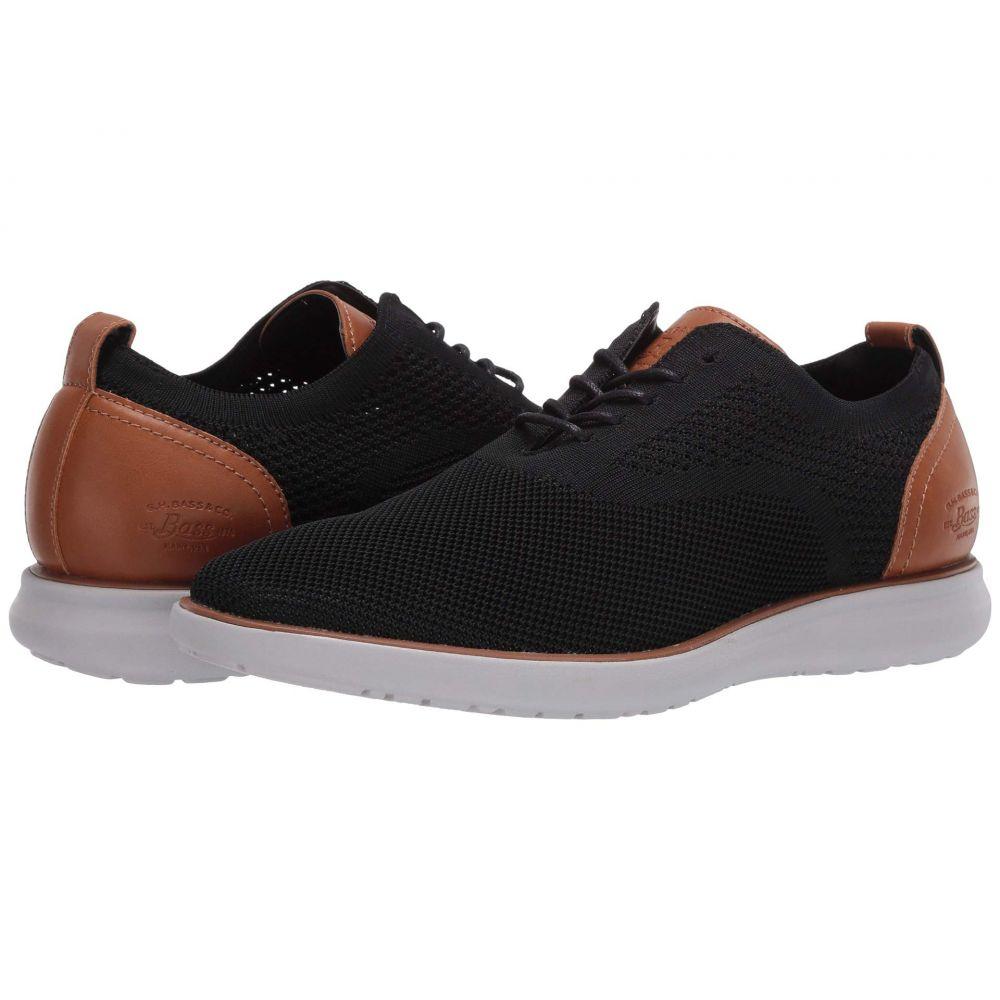 ジーエイチ バス G.H. Bass & Co. メンズ 革靴・ビジネスシューズ シューズ・靴【Connor Knit】Black/Tan