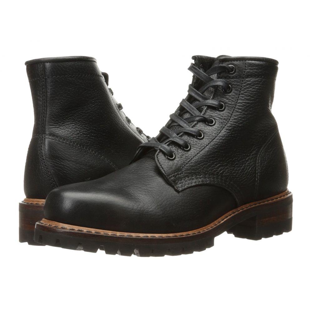 フライ Frye メンズ ブーツ シューズ・靴【Arkansas Mid Lace】Black