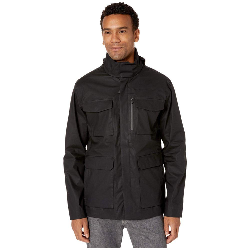 スウィムス SWIMS メンズ ジャケット アウター【Motion Field Jacket】Black