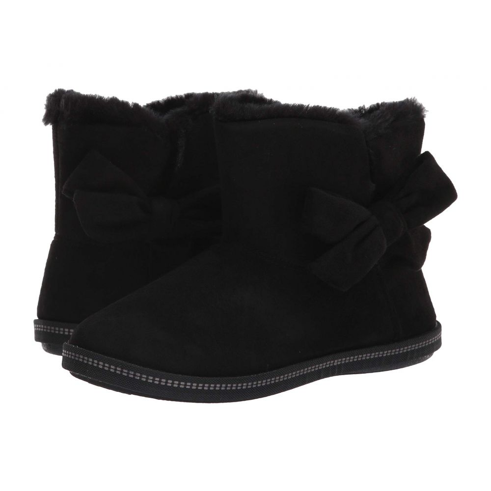 スケッチャーズ SKECHERS レディース ブーツ シューズ・靴【Cozy Campfire】Black/Black
