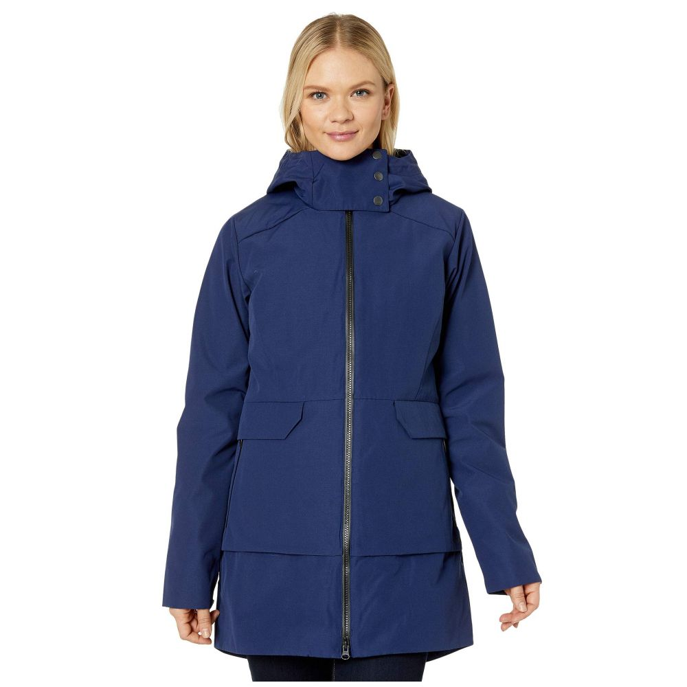 マーモット Marmot レディース ジャケット アウター【Piera Featherless Component Jacket】Arctic Navy