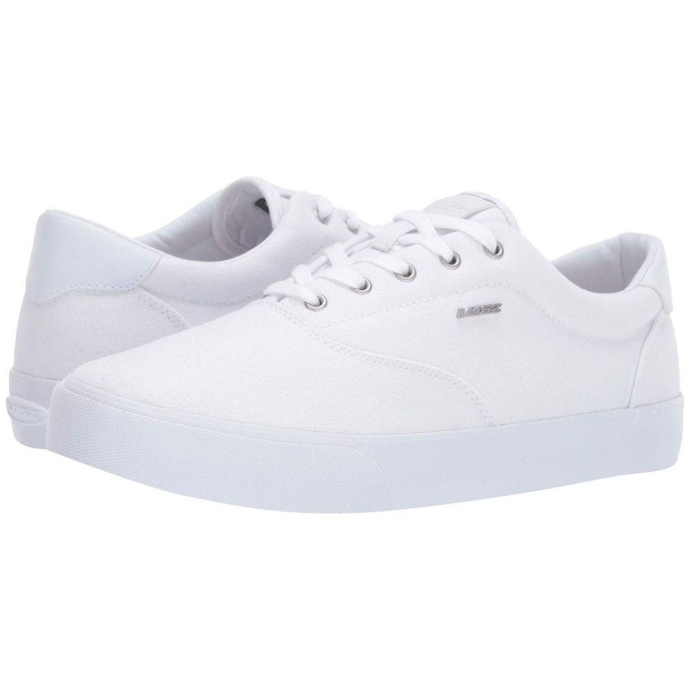 ラグズ Lugz メンズ スニーカー シューズ・靴【Flip】White