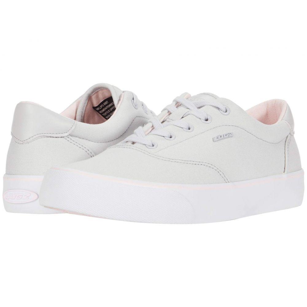 ラグズ Lugz レディース スニーカー シューズ・靴【Flip】Lite Grey/Powder Pink/White