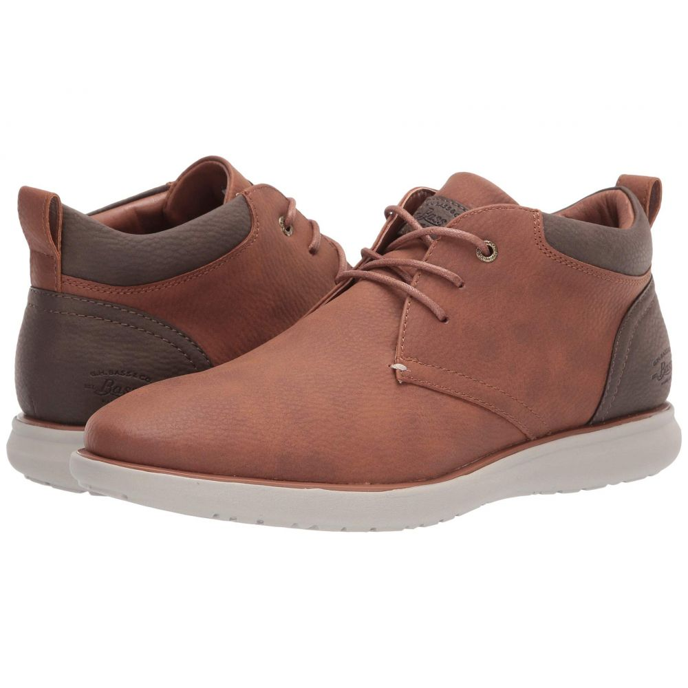 ジーエイチ バス G.H. Bass & Co. メンズ ブーツ シューズ・靴【Benton Tumbled】Tan/Brown