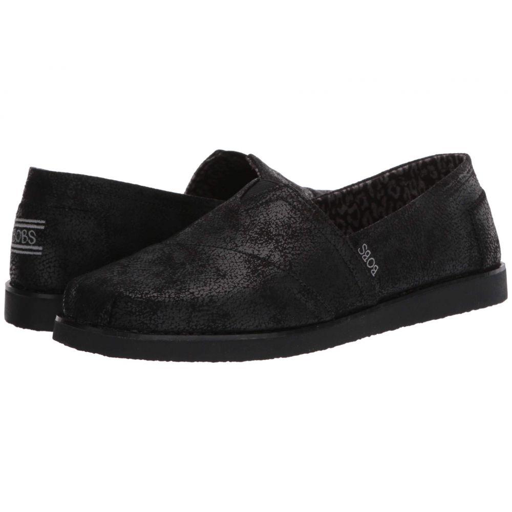 レディース スニーカー Gypsy】Black/Black SKECHERS from シューズ・靴【Bobs BOBS スケッチャーズ