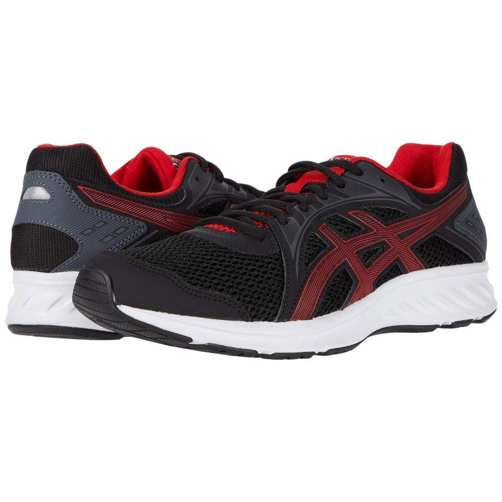 アシックス ASICS メンズ ランニング・ウォーキング シューズ・靴【Jolt 2】Black/Classic Red