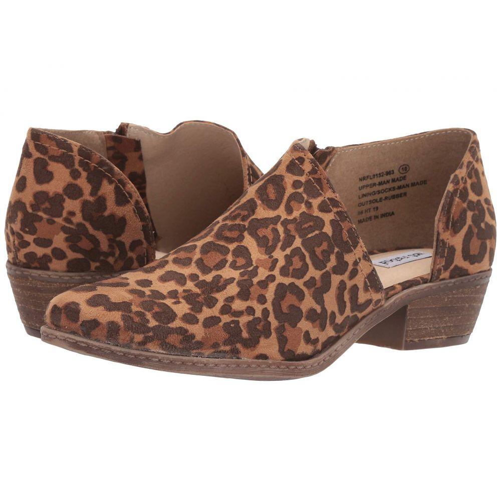 ノットレイテッド Not Rated レディース ブーツ シューズ・靴【Jasper】Leopard
