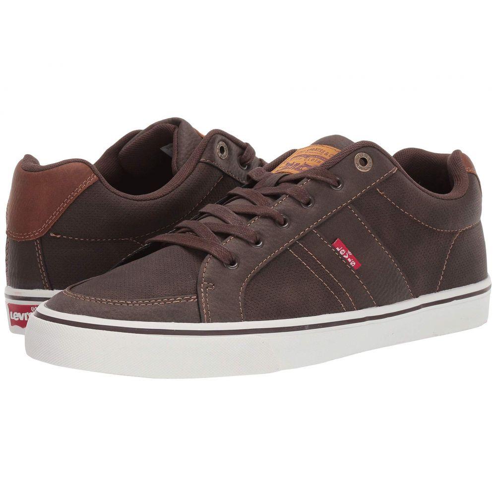 リーバイス Levi's Shoes メンズ スニーカー シューズ・靴【Turner Tumbled Wax】Brown/Tan
