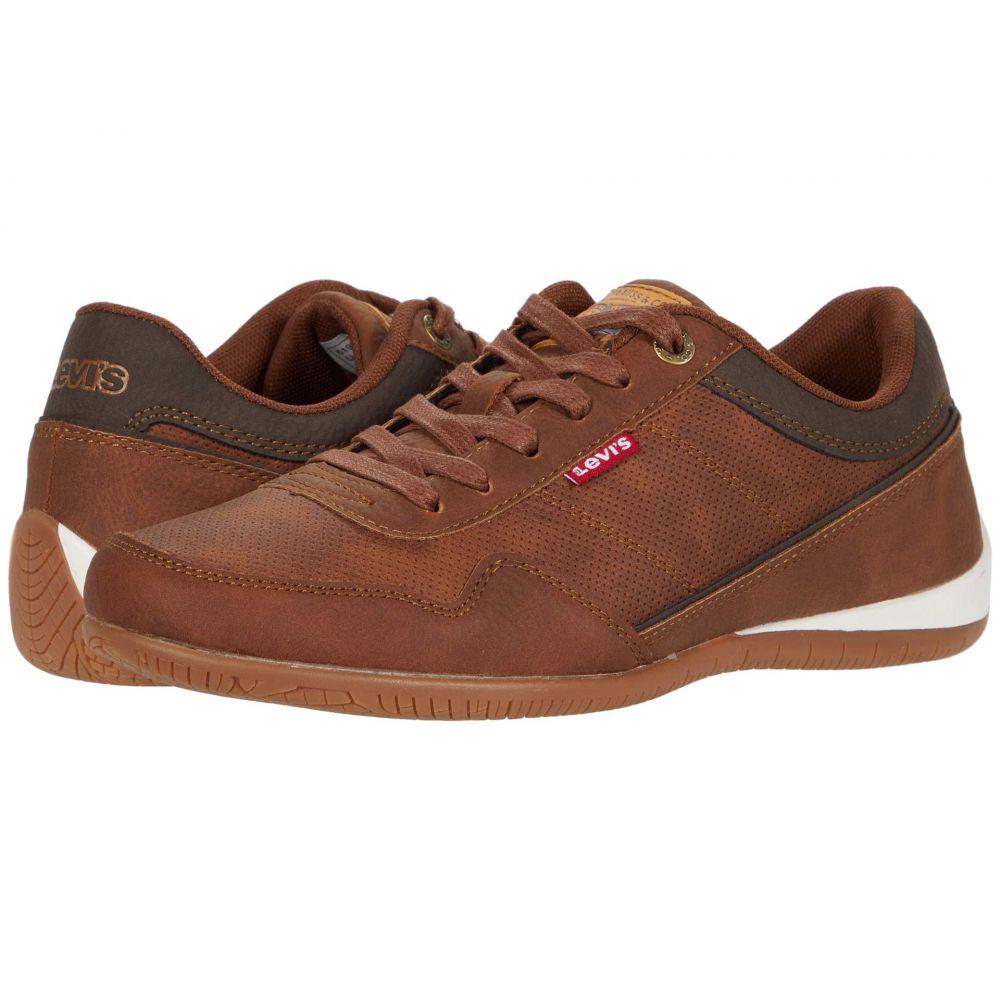 リーバイス Levi's Shoes メンズ スニーカー シューズ・靴【Rio 3 Tumbled Wax】Tan/Brown