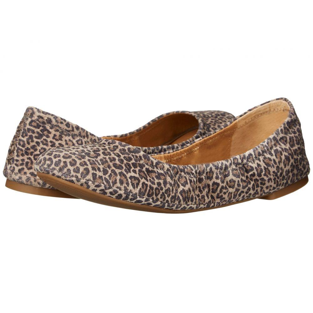 ラッキーブランド Lucky Brand レディース スリッポン・フラット シューズ・靴【Emmie】Brindle Persian Leopard