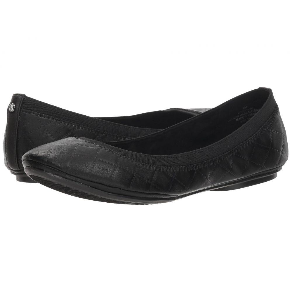 バンドリーノ Bandolino レディース スリッポン・フラット シューズ・靴【Edition】Black Quilted