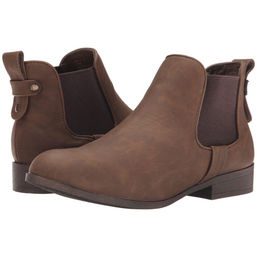 マッデン ガール Madden Girl レディース ブーツ シューズ・靴【Draaft】Cognac Paris