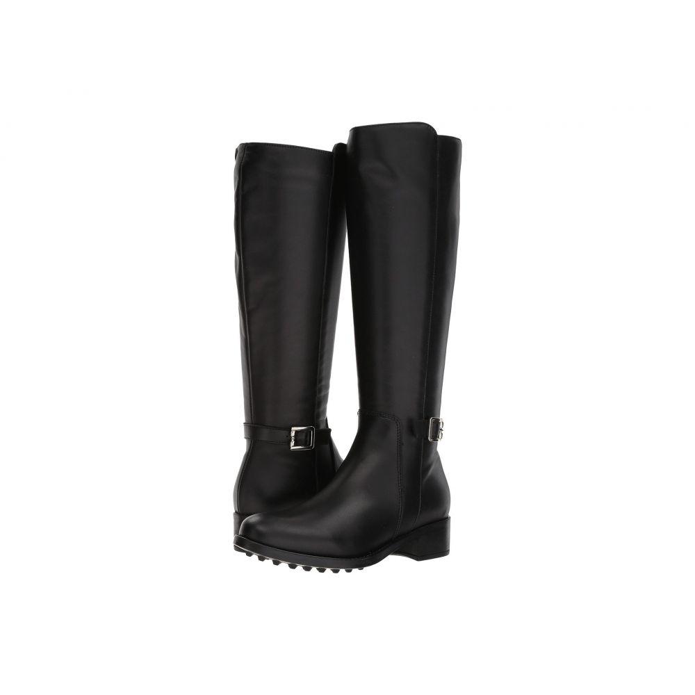 ラ カナディアン La Canadienne レディース ブーツ シューズ・靴【Silvana】Black Leather