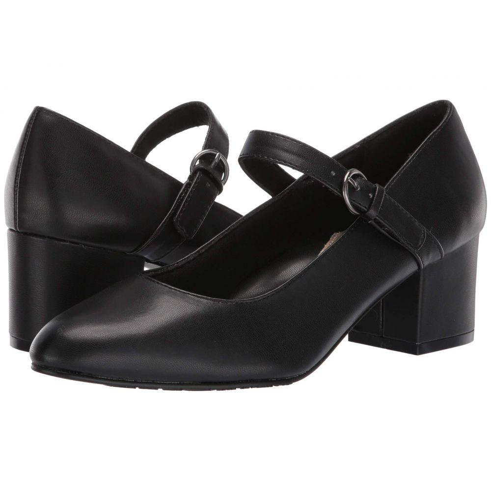 ソフトスタイル Soft Style レディース パンプス シューズ・靴【Dustie】Black Smooth